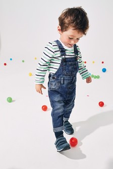 649861d64 Boys Dungarees | Long & Short Denim Dungarees | Next UK