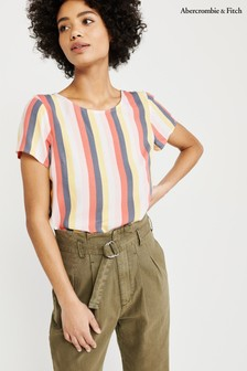Abercrombie & Fitch Rainbow T-Shirt