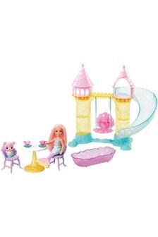 Barbie Dreamtopia Chelsea Mermaid Doll And Playset