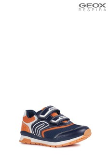 Geox Blue J Pavel Shoe