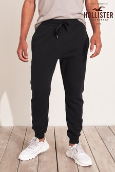 Hollister Black Core Joggers