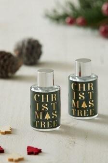 Christmas Tree Oil Duo