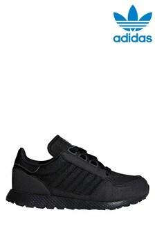 adidas Originals Forest Grove Junior, schwarz