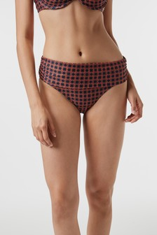 Roll Top Bikini Briefs