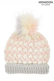 Monsoon Bailey Basketweave Hat