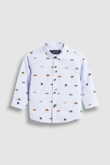 Dinosaur Printed Shirt (3mths-7yrs)