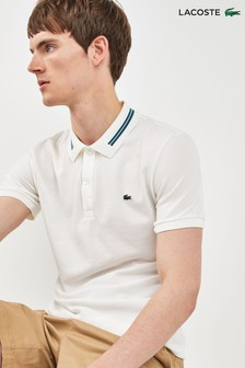 Lacoste® Tipped Poloshirt