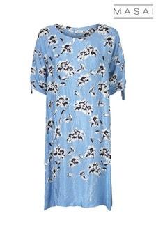 Masai Blue Netta Dress