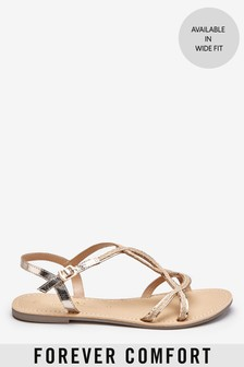 Forever Comfort® Plait Sandals