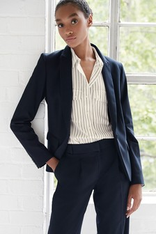 Tailored Fit Suit: Single Breasted Jacket