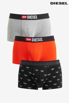 Diesel® Black Multi Trunks 3 Pack