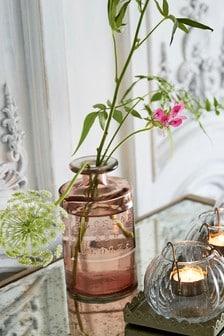 Затемненная ваза