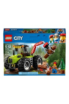 LEGO® City Forest Tractor