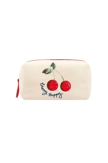 Cath Kidston® White Solid Cosmetic Bag