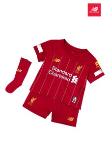 New Balance Liverpool FC 19/20 Infant Mini Kit