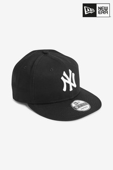 New Era Black MLB 9FIFTY NY Snapback