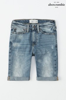 Abercrombie & Fitch Denim Short
