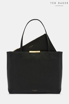 Ted Baker Black Shopper Bag
