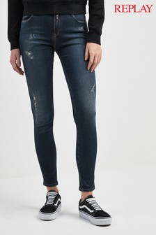 Replay® Stella Super-Skinny Hyperflex Jeans