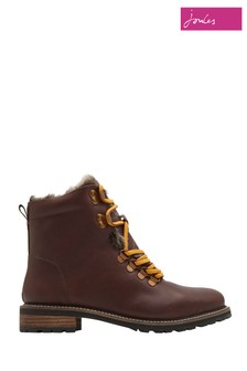 Joules Chestnut Ashwood Walking Boot