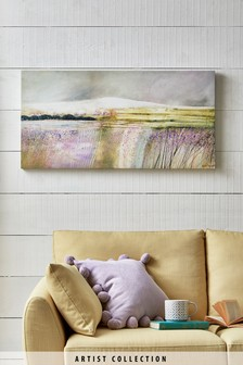 Artist Collection New Winds Come by Ruth Taylor Canvas