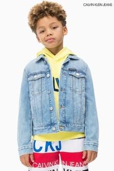 سترة دنيم للصبيان Brenton من Calvin Klein Jeans