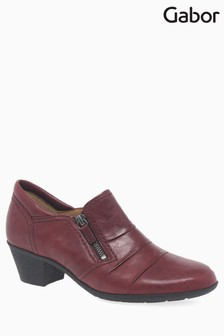 Gabor Red Sherbert Shoe