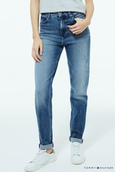 Tommy Hilfiger Gramercy Mom-Fit-Jeans