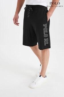 Polo Ralph Lauren Black Polo Shorts