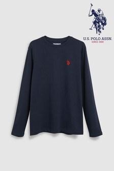 U.S. Polo Assn. Long Sleeve Jersey T-Shirt