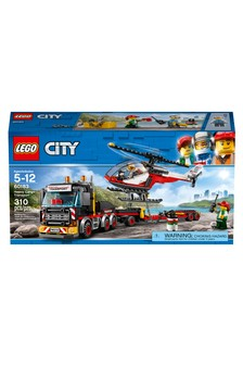 LEGO® City Heavy Cargo Transporter