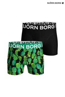 Bjorn Borg Black Pineapple Sammy Short