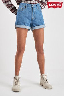Levi's® 501® Mid Wash Long Short