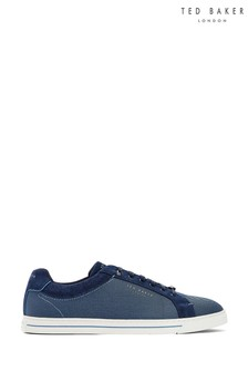 Ted Baker Navy Ashwyn Trainers