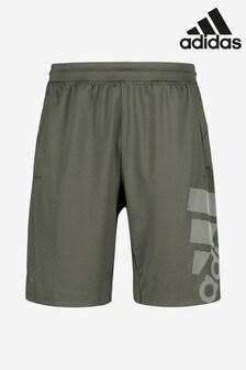 adidas 4KRFT Badge of Sport Shorts, Kaki
