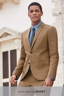 棉混紡西裝:西裝上衣