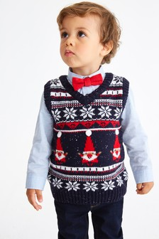 Christmas Tank Set (3mths-7yrs)