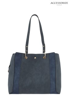 Accessorize Blue Arabella Shoulder Bag