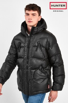 Hunter Mens Black Original Padded Jacket