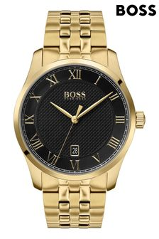 BOSS Master Gold Bracelet Watch