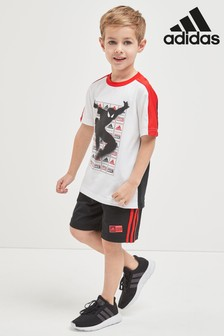 adidas Little Kids Spider-Man™ Short Set