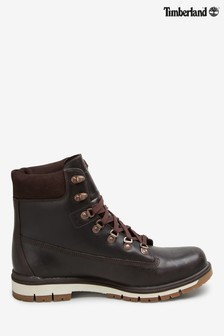 "Timberland® Dark Brown Radford 6"" Boots"
