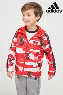 adidas Little Kids Spider-Man™ Wind Breaker
