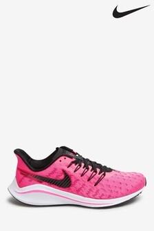 Nike Run Pink/White Air Zoom Vomero Trainers