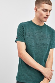 Superdry Green Classic Tee