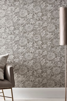 Paste The Wall Hadley Floral Wallpaper