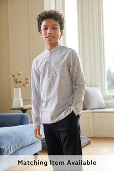 Туника с вышивкой (3-16 лет)