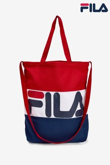 Fila Retro Canvas Shopper