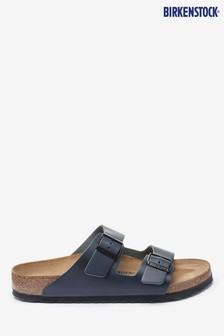 Birkenstock® Blue Arizona Birko Flor Sandals