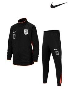 Nike Black Neymar Jr Dri-FIT Tracksuit
